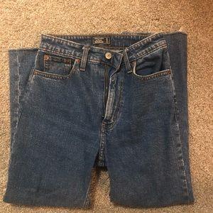 Abercrombie Straight Leg Jean